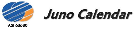 Juno Calendar